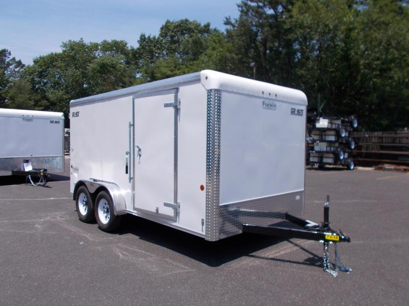 2018 Car Mate Trailers 7x14 Enclosed Cargo Trailer 2019043