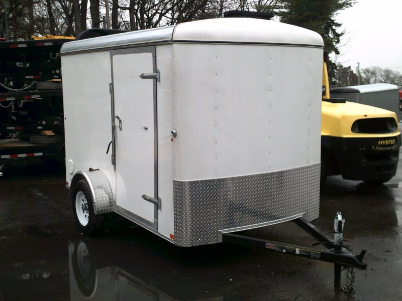 2018 Carry-On 6x10 Enclosed Cargo Trailer 2018651