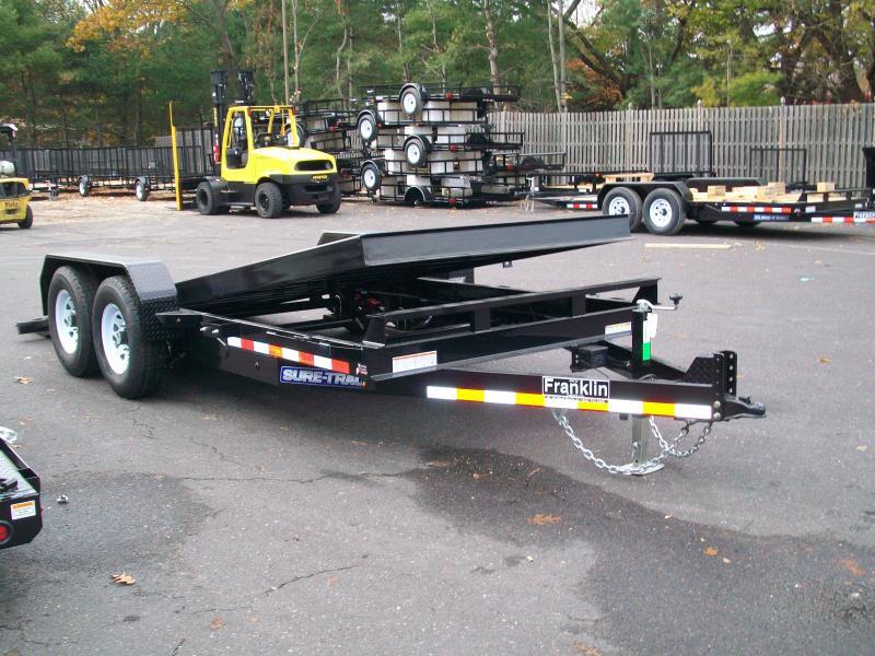 2019 Sure-Trac 7 x 18 Tilt Bed Equipment 14k 2019329