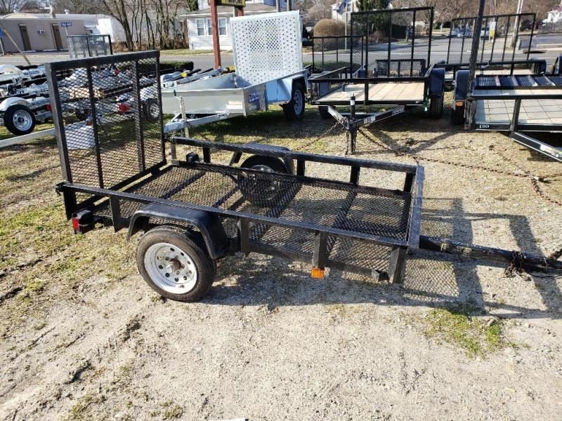 2012 USED Carry-On 4X8 Utility Trailer 2020346
