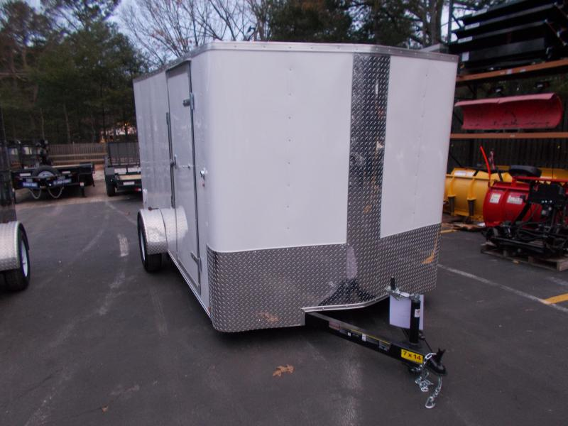 2019 Carry-On 7X14 Enclosed Cargo Trailer 2019706