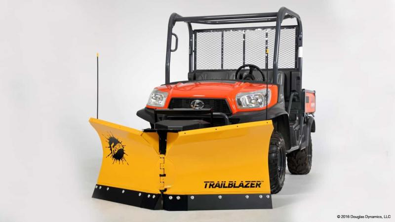 2019 Fisher Engineering UTV Plow - Trailblazer