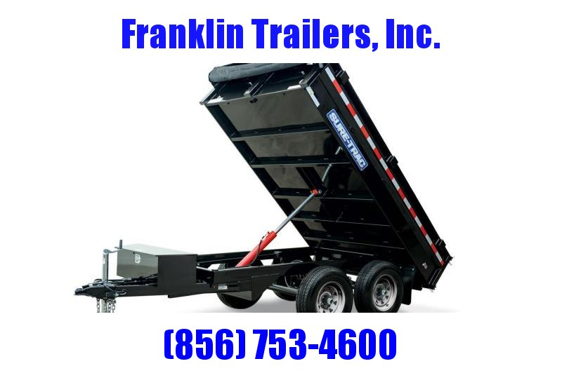 2019 Sure-Trac 6 X 10 10K Dump Trailer 2020848