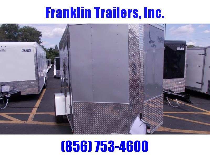 2019 Lark 6x10 Enclosed Cargo Trailer 2020945