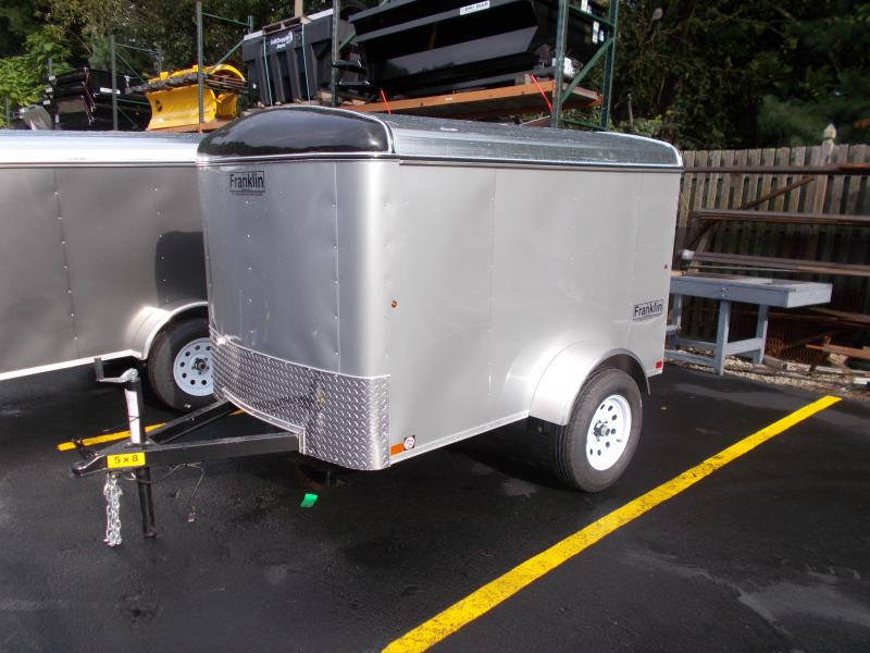 2019 Carry-On 5x8 Enclosed Cargo Trailer 2019525