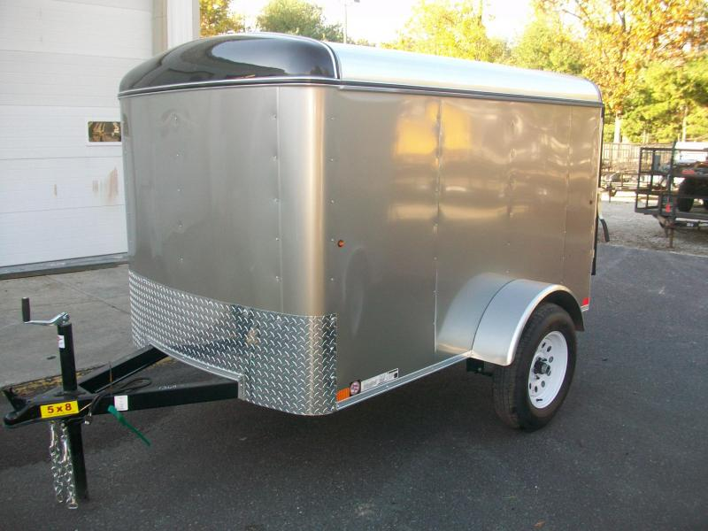 2018 Carry-On 5x8 Enclosed Cargo Trailer 2017922