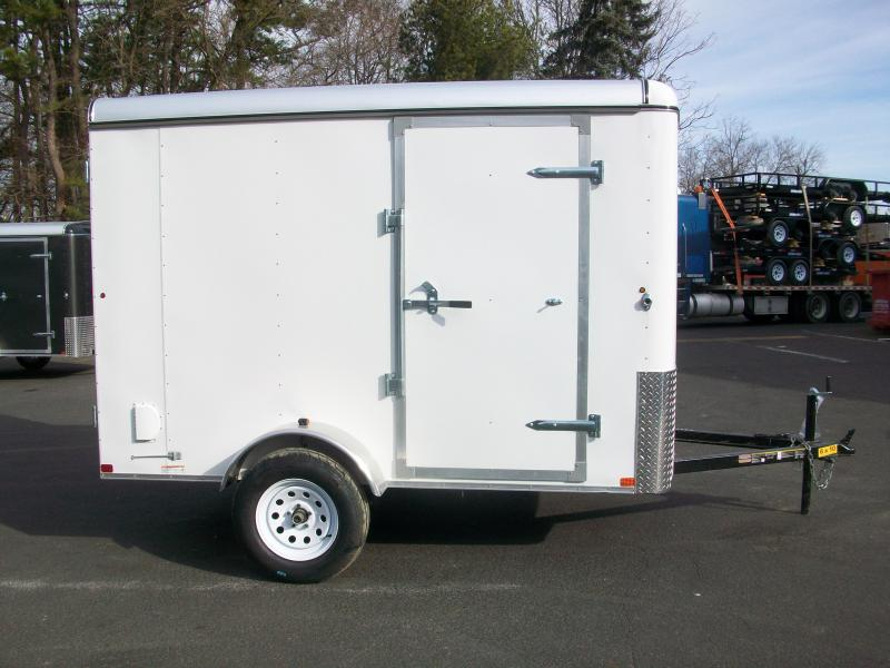 2017 Carry-On 6x10 Enclosed Cargo Trailer 2016633