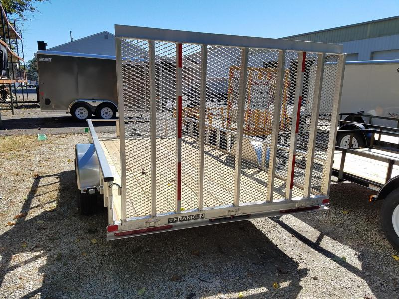 2017 Carry-On 6x12 Aluminum Utility Trailer 2015930