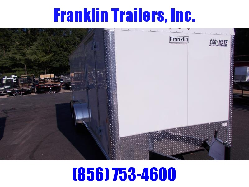 2019 Car Mate Trailers 7x18 Enclosed Cargo Trailer 2020862