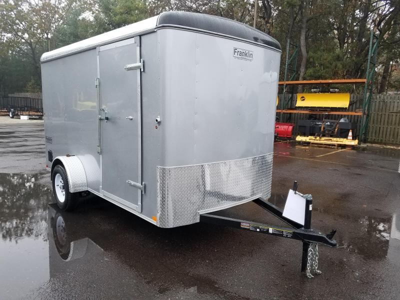 2018 Carry-On 6x12 Enclosed Cargo Trailer 2017944
