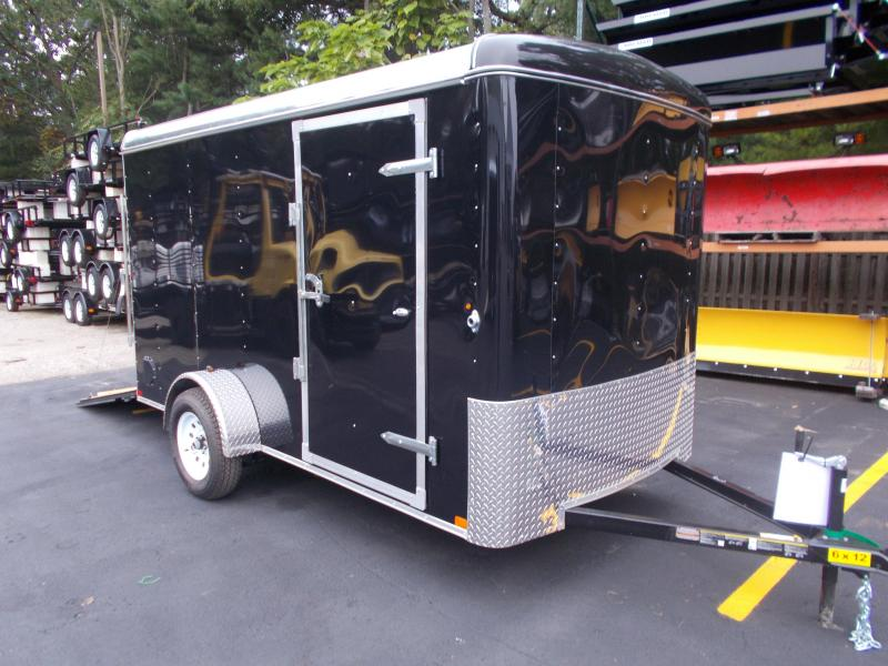 2019 Carry-On 6x12 Enclosed Cargo Trailer 2019571