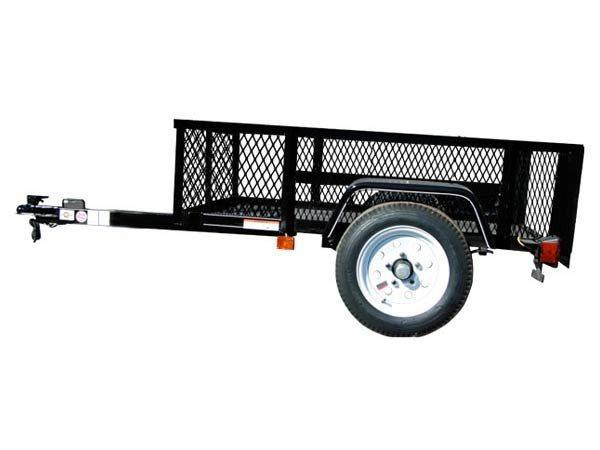 2018 Carry-On 3.5X5 Utility Trailer 2018055