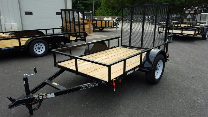 2017 Carry-On 5X8 Utility Trailer 2016478