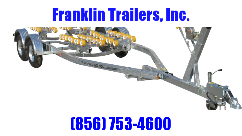 2019 Sealion Trailers SE-22T-4800BBE Boat Trailer 2020246