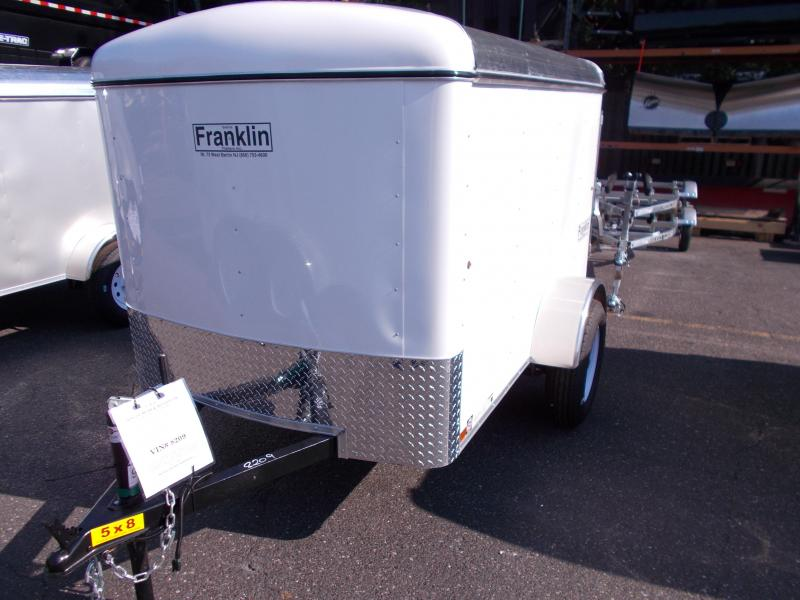 2018 Carry-On 5x8 Enclosed Cargo Trailer 2019153