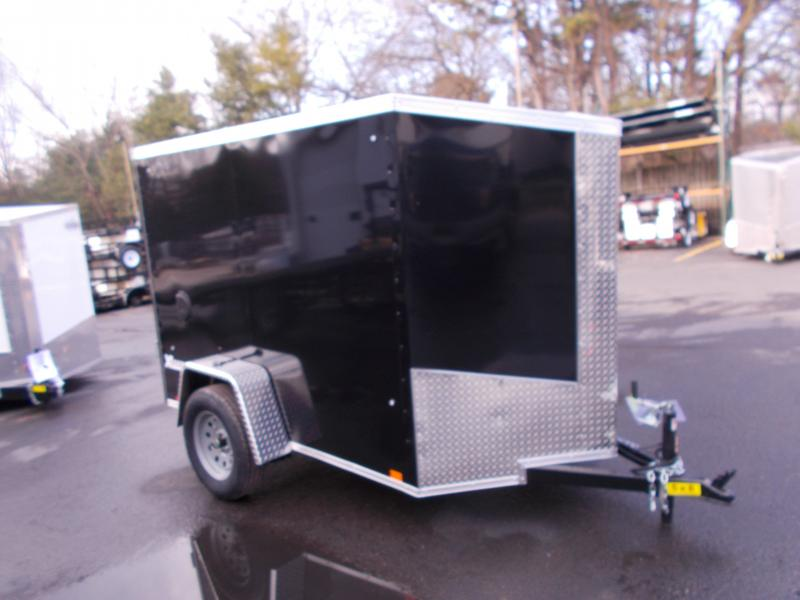 2019 Cargo Express 5X8 Enclosed Cargo Trailer 2019759