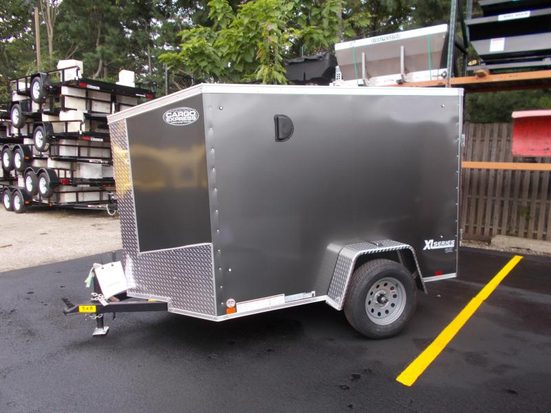2019 Cargo Express 5x8 Enclosed Cargo Trailer 2019522