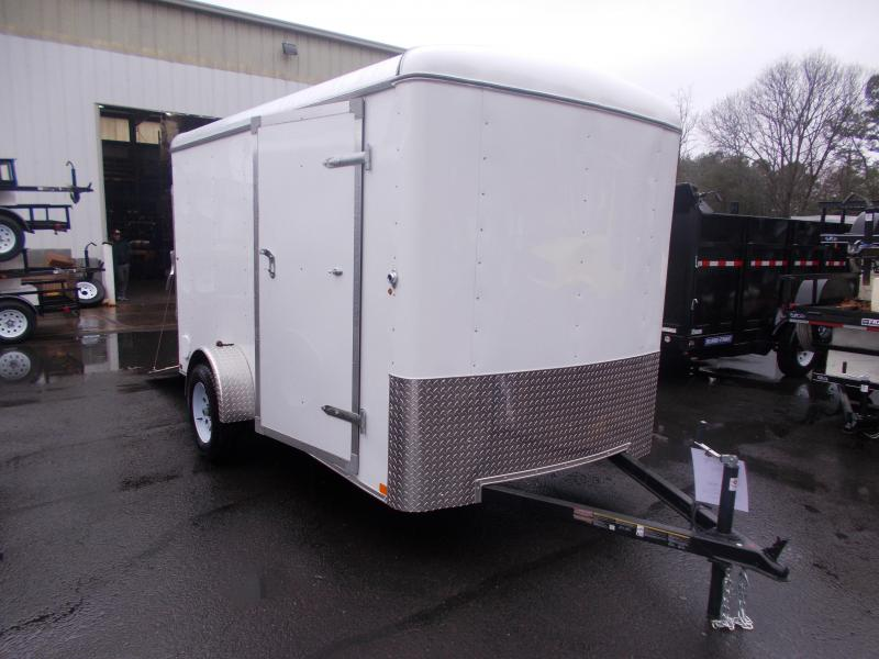 2019 Carry-On 6X12 Enclosed Cargo Trailer 2020382