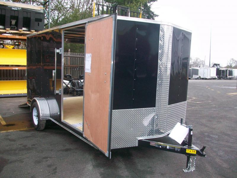 2018 Carry-On 7x14 Enclosed Cargo Trailer 2018117