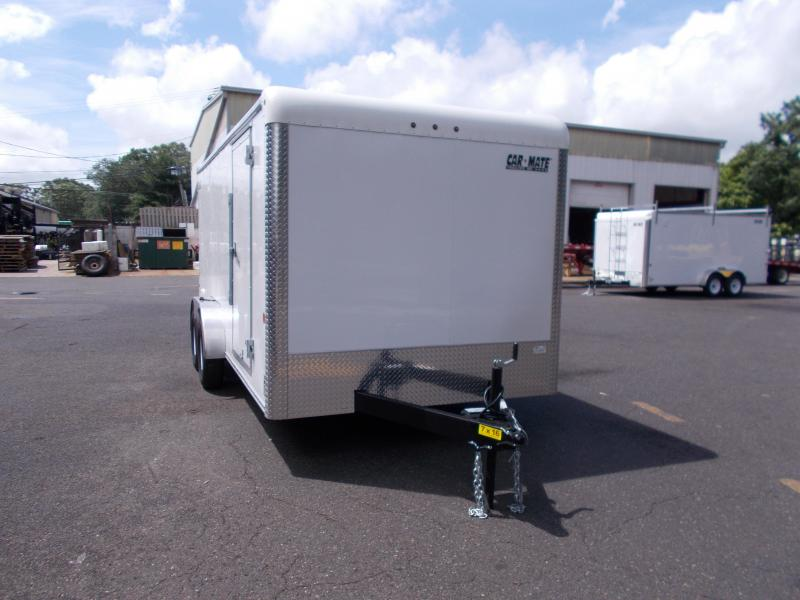 2019 Car Mate Trailers 7x16 Enclosed Cargo Trailer 2019368