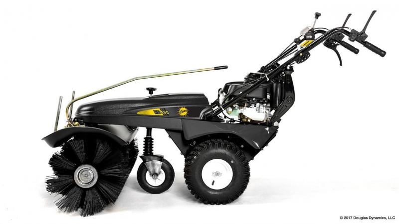 2018 Fisher Engineering RB-400 Snow Broom