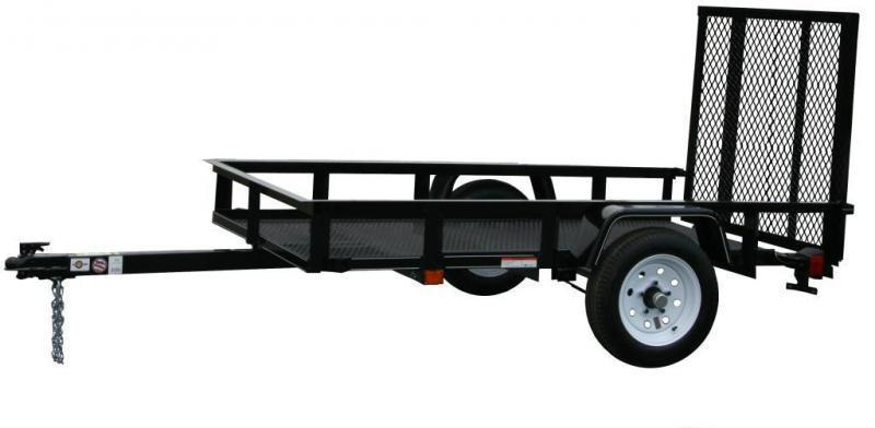2017 Carry-On 5X8 Utility Trailer 2017636
