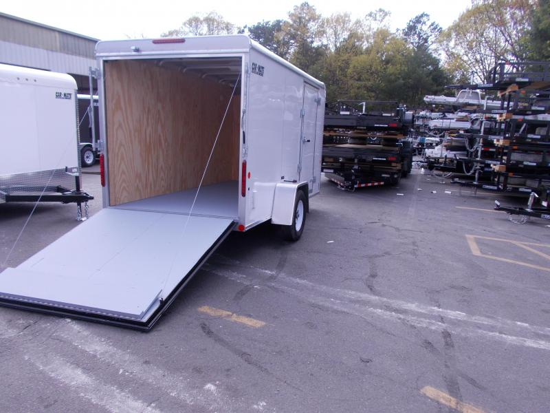 2019 Car Mate Trailers 6x12 Enclosed Cargo Trailer 2020591
