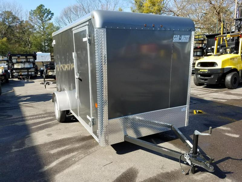 2018 Car Mate Trailers 6x12 Enclosed Cargo Trailer 2018415