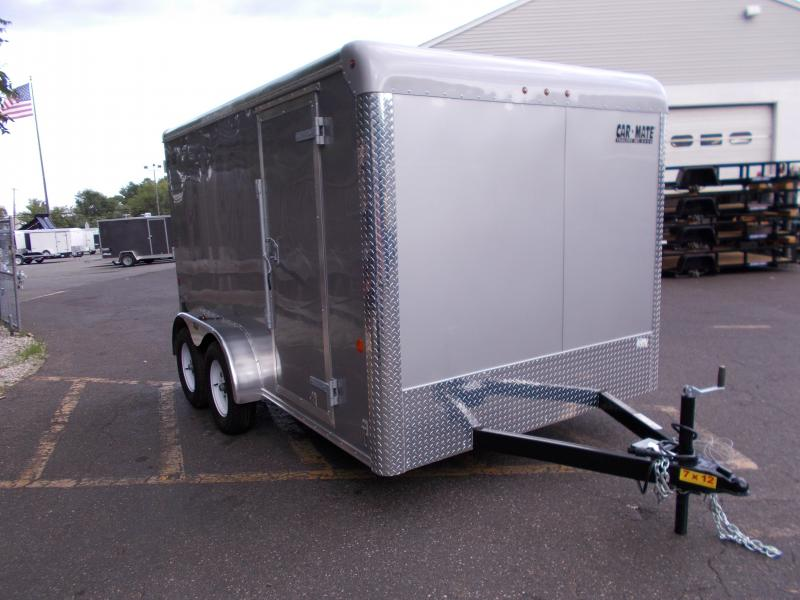 2018 Car Mate Trailers 7x12 7K Enclosed Cargo Trailer 2019266