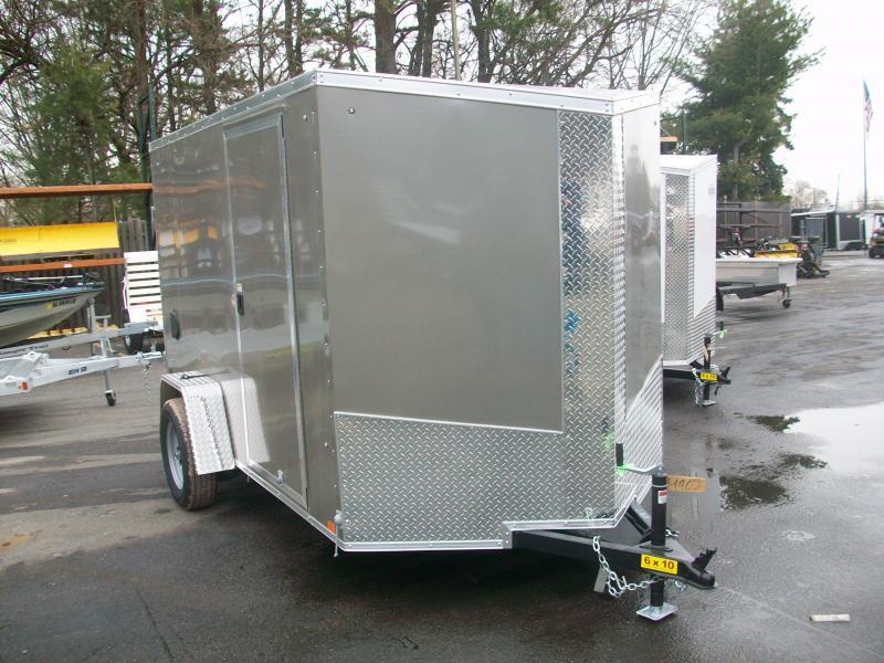 2018 Cargo Express 6x10 Enclosed Cargo Trailer 2018136
