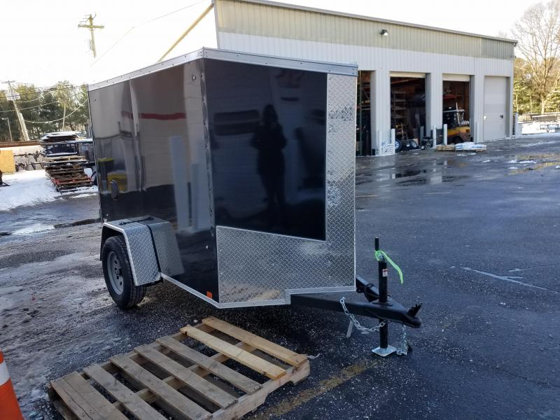 2018 Cargo Express 5x8 Enclosed Cargo Trailer 2018181