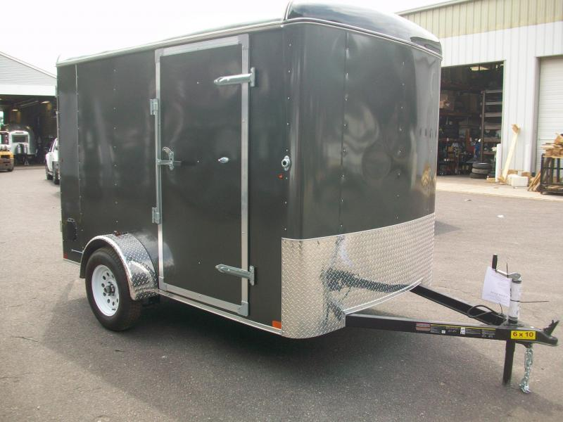 2017 Carry-On 6X10 Enclosed Cargo Trailer 2017462