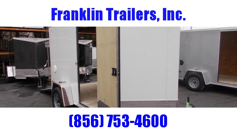 2021 Cargo Express  6X10 Enclosed Cargo Trailer 2022022