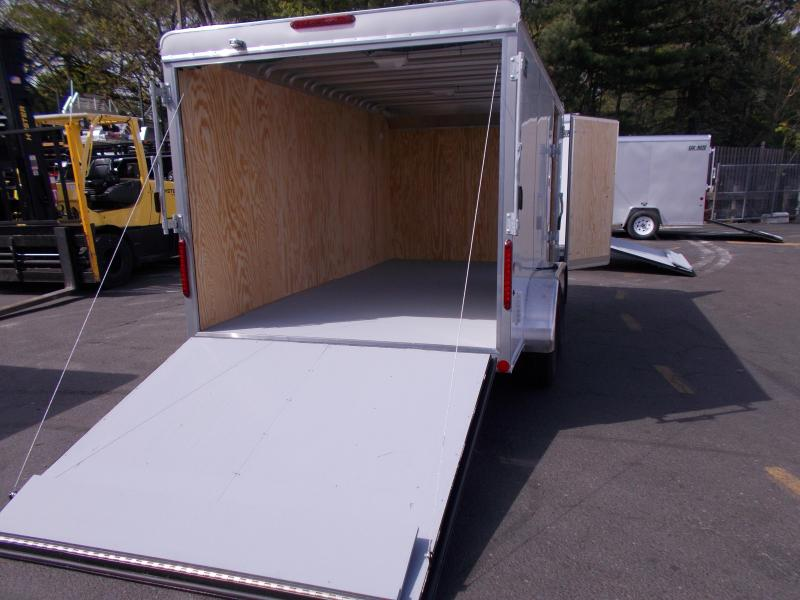 2019 Car Mate Trailers 7x12 Enclosed Cargo Trailer 2020593