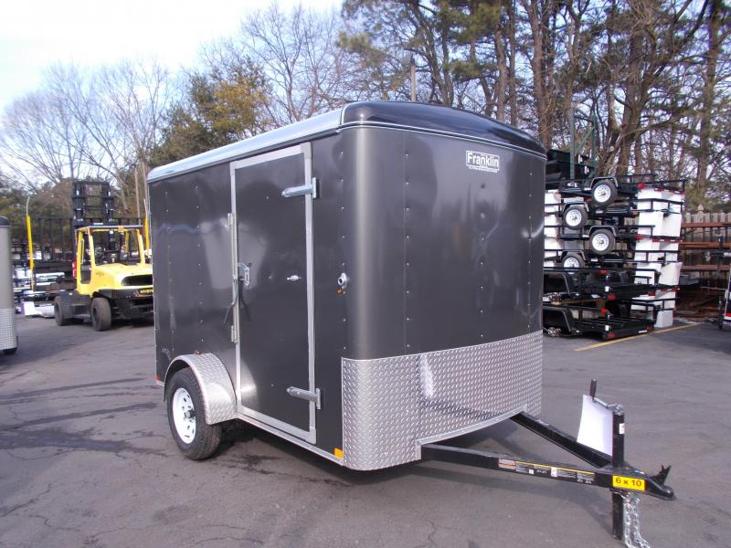 2019 Carry-On 6X10 Enclosed Cargo Trailer 2020230