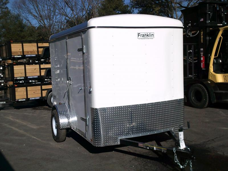 2018 Carry-On 6X10 - 2990 lbs. GVWR 6 ft. Wide Enclosed Cargo Trailer 2018579