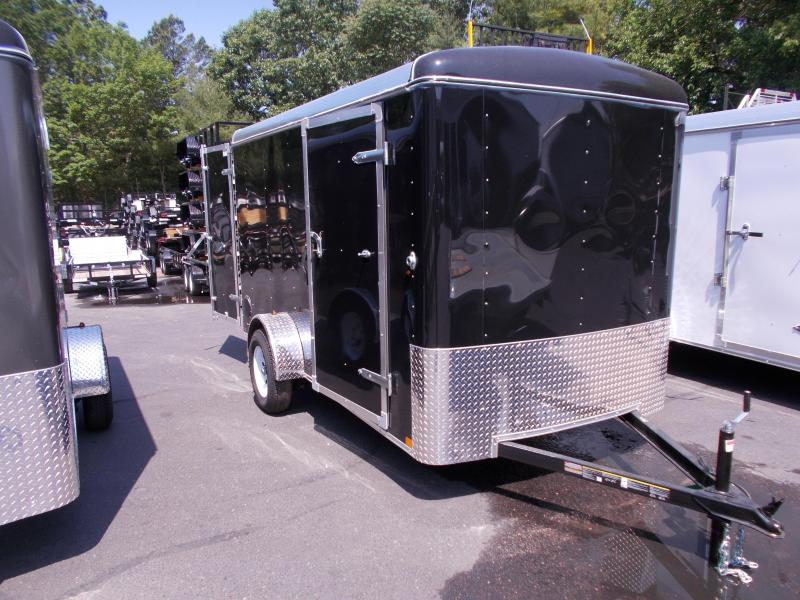 2020 Carry-On 6X12 Enclosed Cargo Trailer 2020703