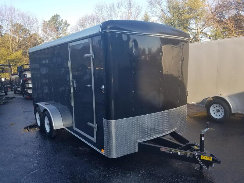 2019 Carry-On 7x16 Enclosed Cargo Trailer 2020104