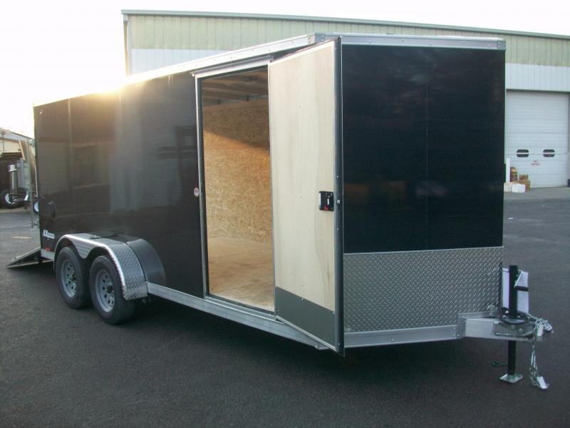 2018 Cargo Express 7x16 Aluminum Enclosed Cargo Trailer 2018171