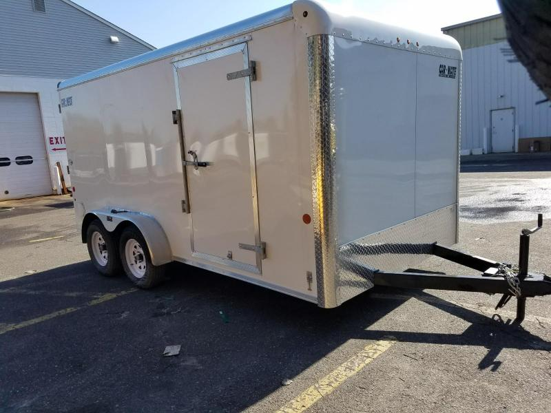 2018 Car Mate Trailers 7x14 Enclosed Cargo Trailer 2018412