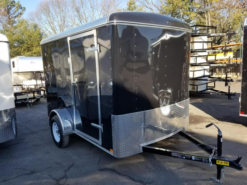 2018 Carry-On 6x10 Enclosed Cargo Trailer 2018326