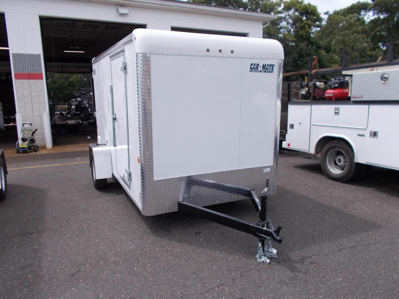 2019 Car Mate Trailers 6x12 Enclosed Cargo Trailer 2019315