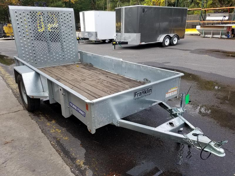 2018 Sure-Trac Used 5x10 Galvanized Utility Trailer 2017906