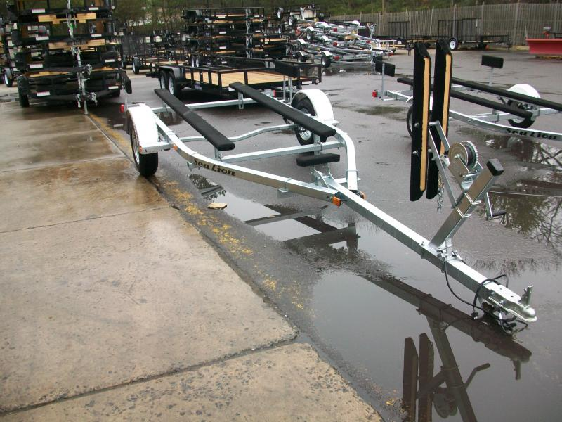 2017 Sealion Trailers 17' Skiff Boat Trailer 2016761