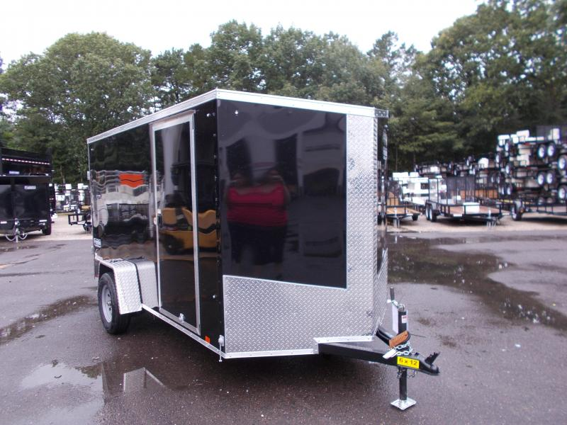 2018 Cargo Express Xlw 6x12 Cargo Cargo / Enclosed Trailer 2019444