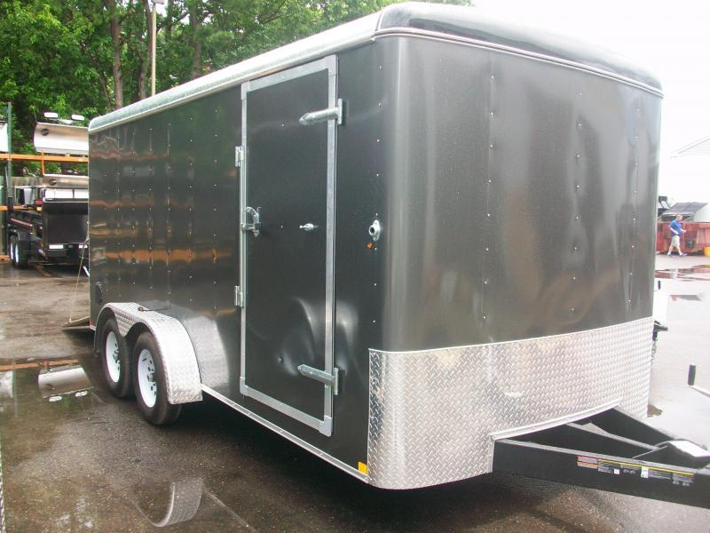 2017 Carry-On 7x16 Enclosed Cargo Trailer 2017377