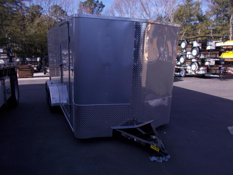 2019 Carry-On 7x16 Enclosed Cargo Trailer 2019881