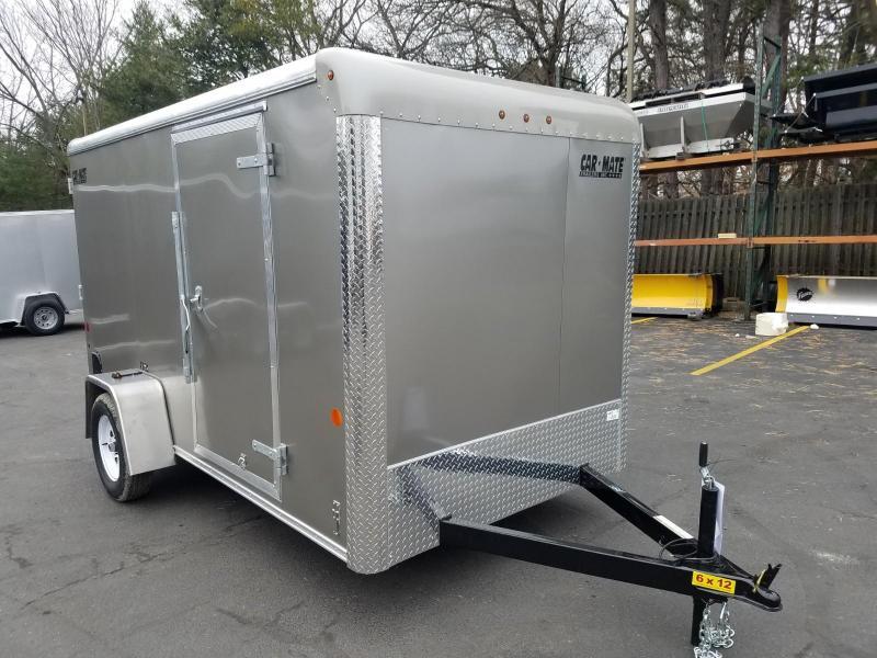 2019 Car Mate Trailers 6x12 Enclosed Cargo Trailer 2019765