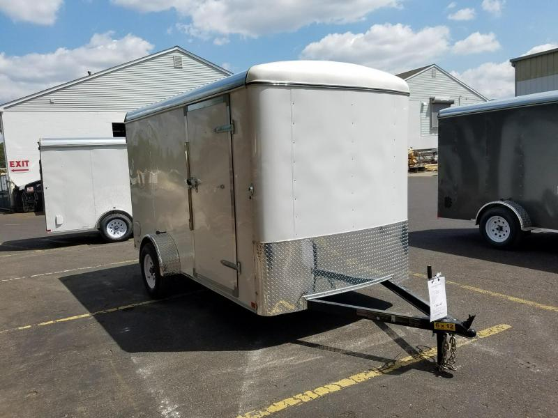 2018 Carry-On 6x12 Enclosed Cargo Trailer 2018800