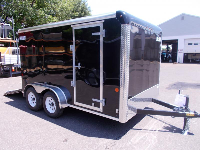 2018 Car Mate Trailers 7x12 Enclosed Cargo Trailer 2018952